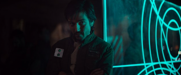 Diego Luna in Star Wars Rogue One
