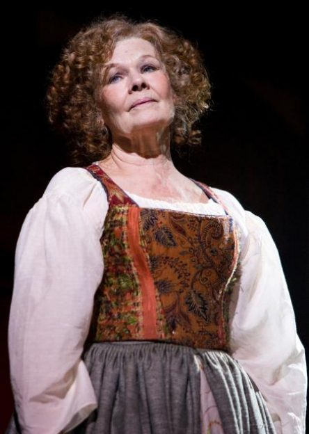 Judi Dench in The Merry Wives of Windsor photo Stewart Hemley courtesy of Fathom Events