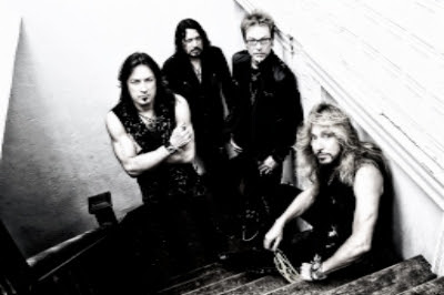 Stryper Fallen band photo
