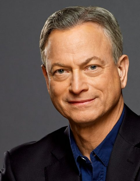 Gary Sinise  photo/Blake Little
