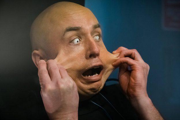 gotham season 2 Brian McManamon transformed into Clayface