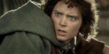 the_lord_of_the_rings elijah wood as Frodo photo