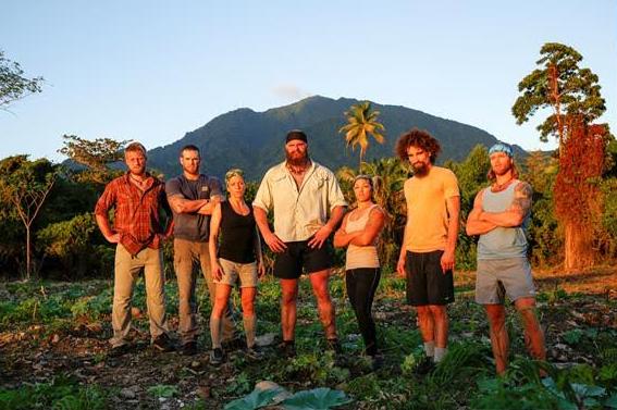 """American Tarzan"" competitors photo courtesy of Discovery Channel"