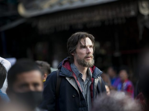 Benedict CUmberbatch as Stephen Strange in Doctor Strange