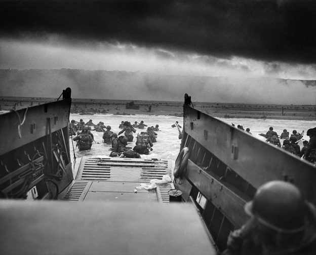 Into the Jaws of death invasion of normandy