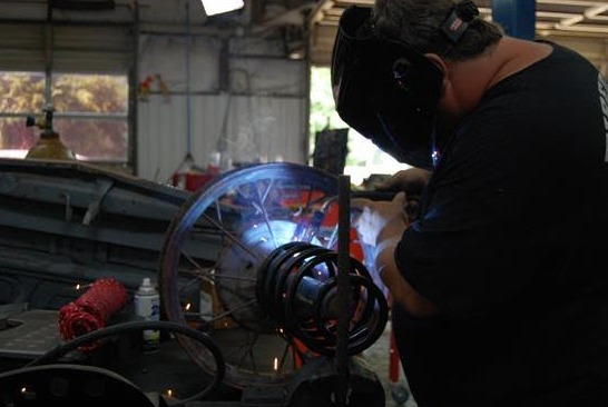 """""""Misfit Garage"""" arrives in July  photo courtesy of Discovery Channel"""