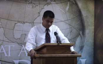 Roger Jimenez Sacramento California hate speech preacher