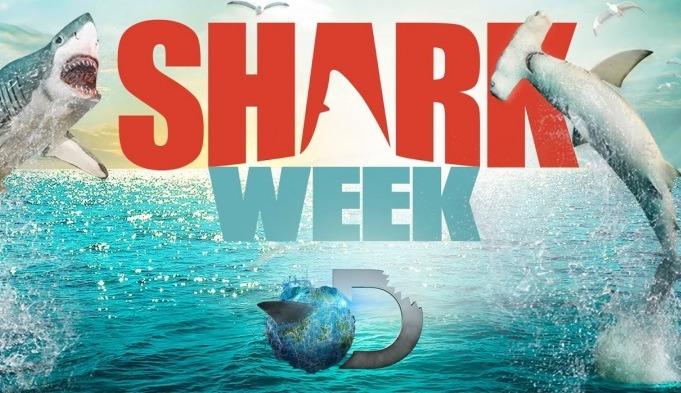 Shark Week banner