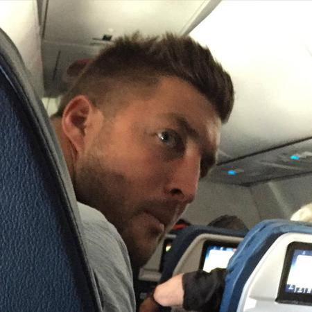 Tim Tebow photo/ Instagram