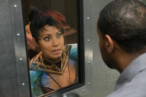 fish-mooney-gotham-return during season 2 Jada Pinkett Smith