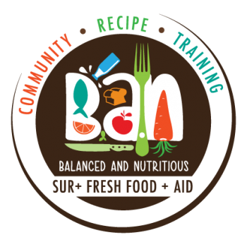 Ban Productions logo banner