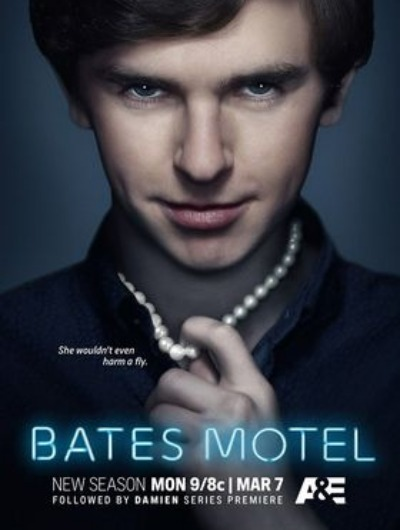 Bates Motel season 5 promo poster