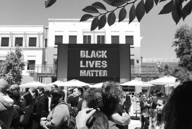 Facebook's Black Lives Matter sign hasn't sparked a boycott...yet