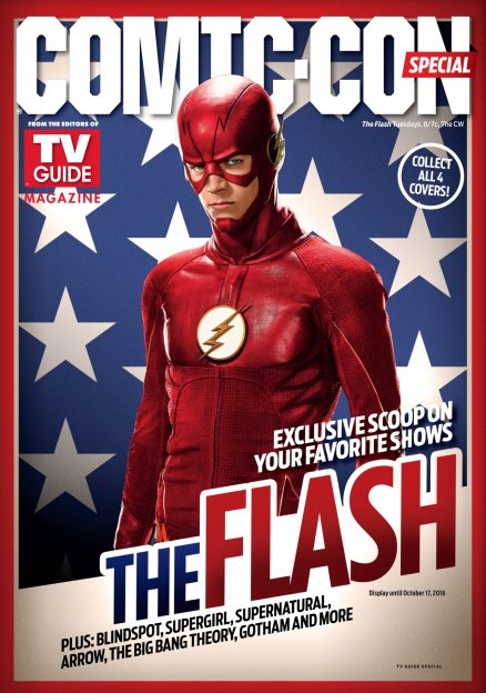Flash TV Guide 2016 SDCC Preview