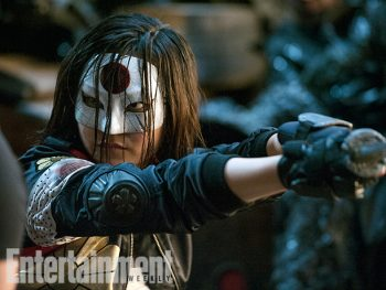 Karen Fukuhara as Katana Suicide Squad photo