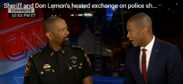Sheriff David Clarke vs Don Lemon