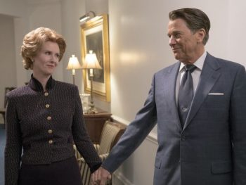 Killing Reagan-Cynthia Nixon as Nancy reagan Tim Matheson Ronald reagan