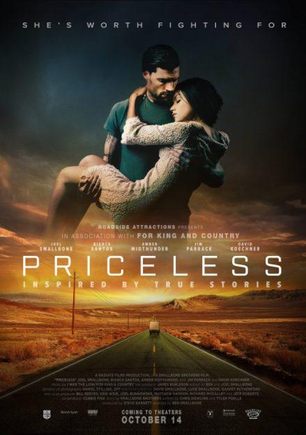 Priceless the movie poster