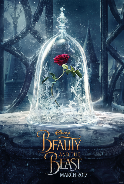"""Beauty and the Beast"" live action film arrives in theaters in 2017"