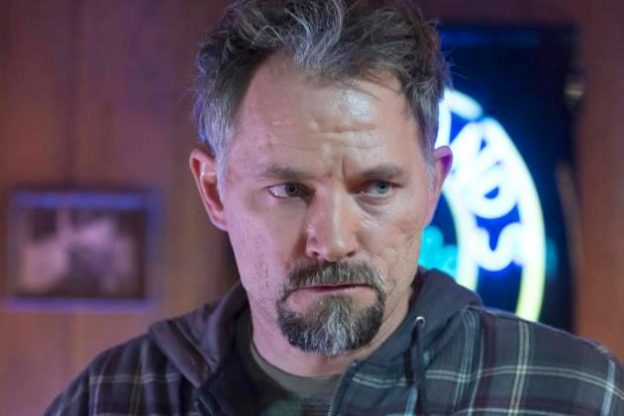 "David Meunier as Johnny Crowder on ""Justified"""
