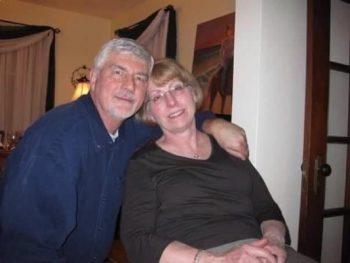 John and Marilyn Tegler