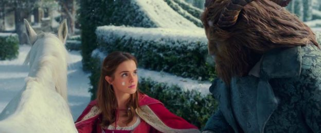 Beauty and the Beast Emma Watson Dan Stevens