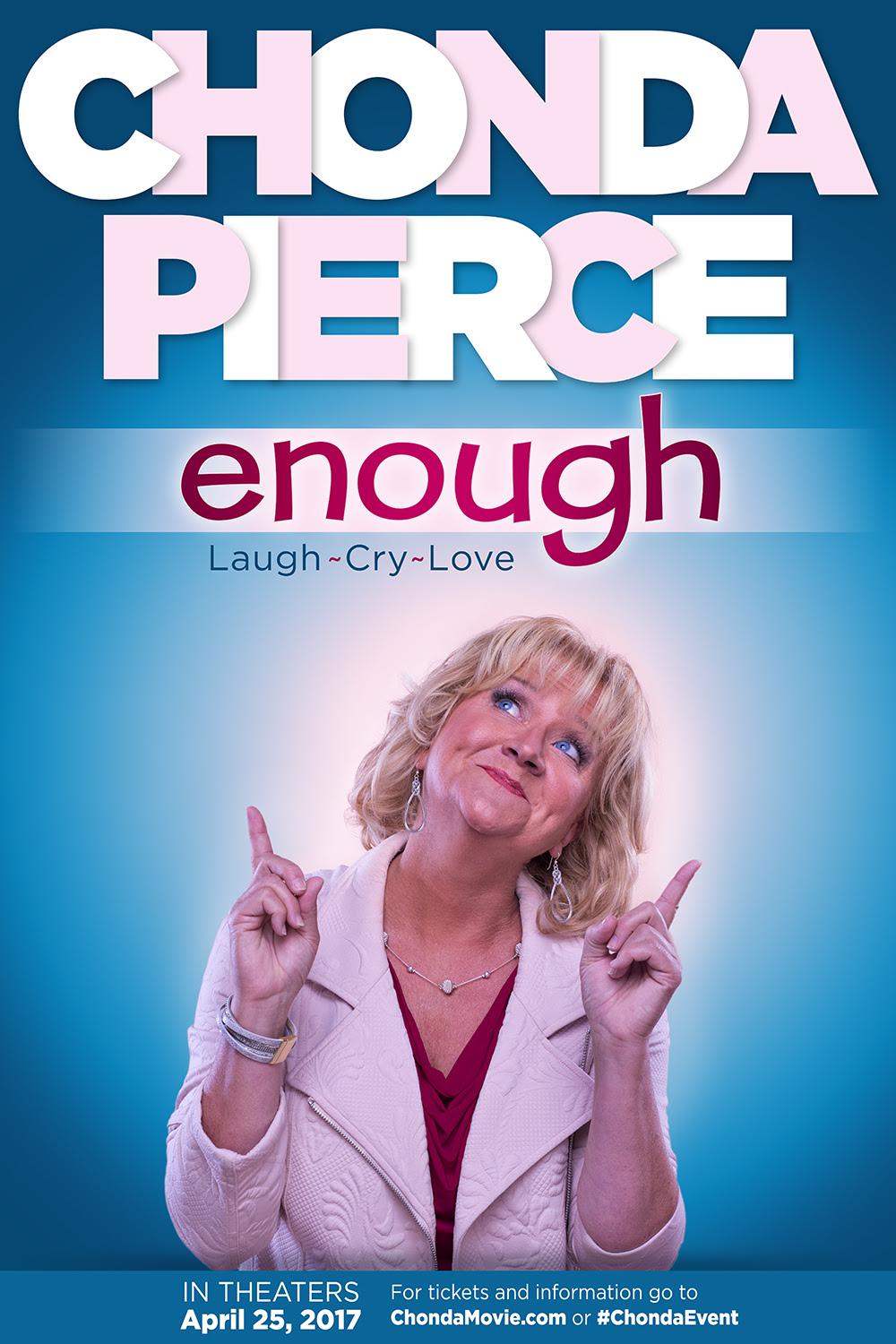 Chonda Pierce Returns To Theaters For Enough In One