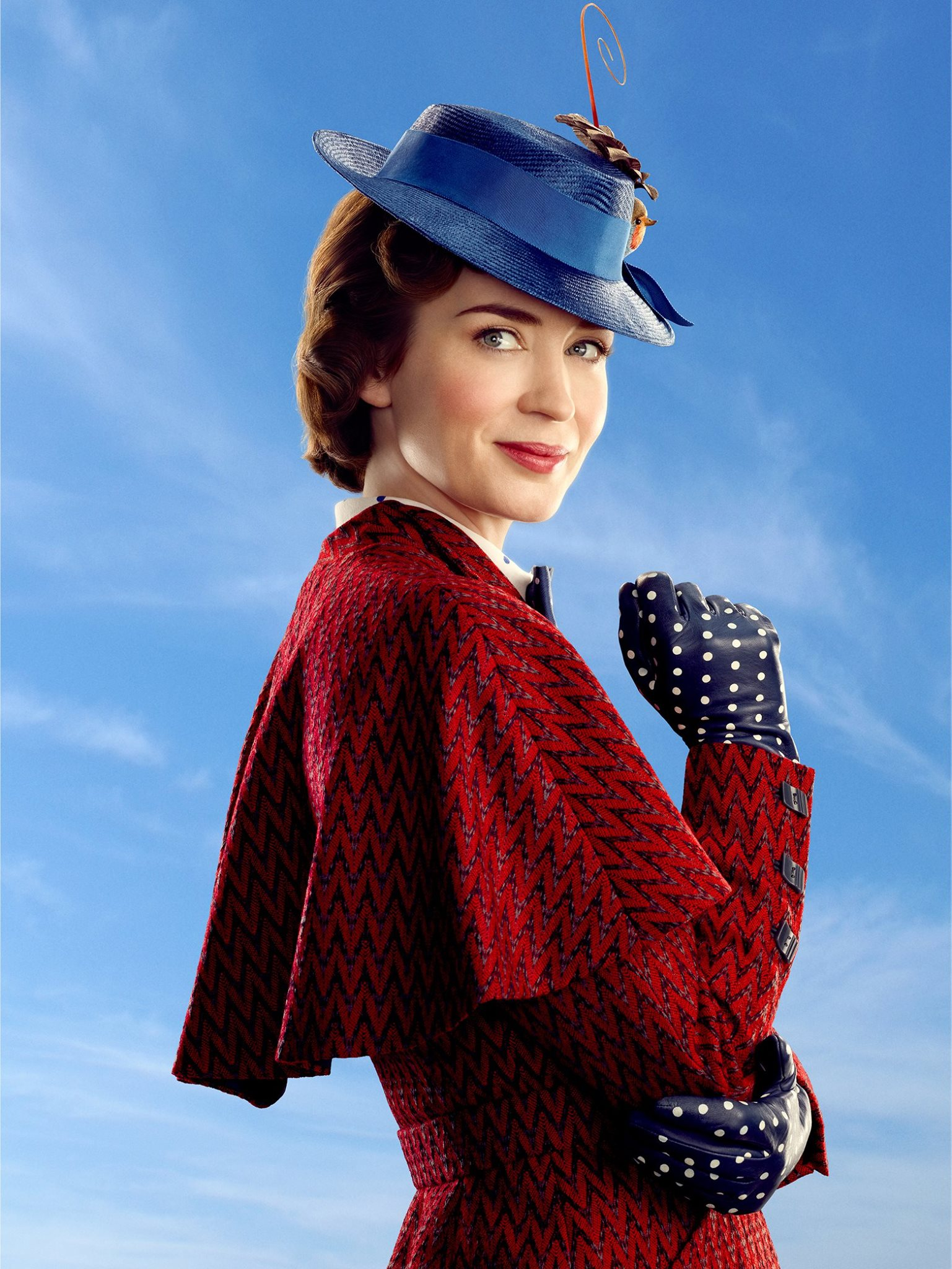 First Teaser With Emily Blunt In  U0026 39 Mary Poppins Returns U0026 39  Lands At D23 For Excited Fans