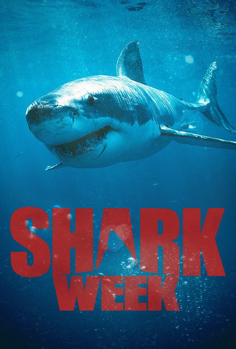 Shark Week Coming To Cinemas On July 18