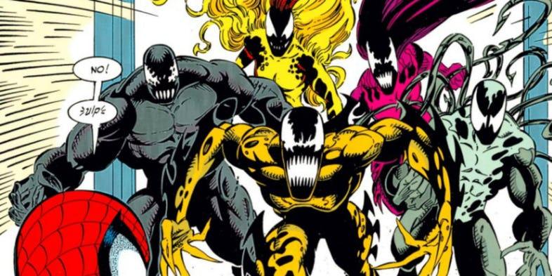 First look at Tom Hardy as Eddie Brock in 'Venom', 5 ...