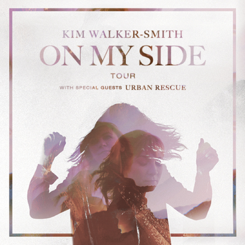 Kim Walker-Smith announces summer 'On My Side' tour dates with Urban Rescue | The Global ...