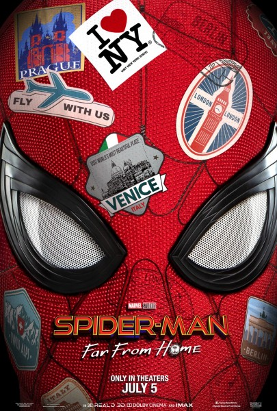 art-spiderman-far-from-home-movie-poster