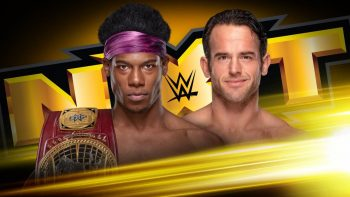 NXT North American Championship Match