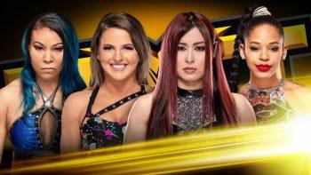 NXT Fatal Four Way Match
