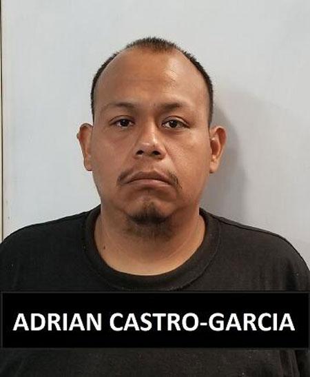 Adrian Castro-Garcia sex offender