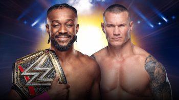 Kofi Kingston (c) vs. Randy Orton