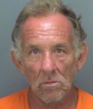 Paul Gary Morgan arrested