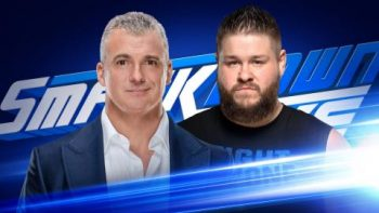 Shane McMahon and Kevin Owens decide their fate in WWE.