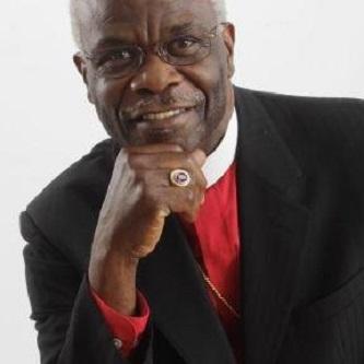 Bishop Roan Faulkner