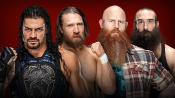 Roman Reigns and Daniel Bryan vs. Erick Rowan and Luke Harper