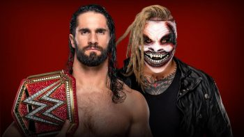 Seth Rollins vs. The Fiend Bray Wyatt for the WWE Universal Championship