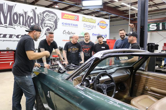Fast n loud photo