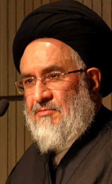 Sayed Mostafa Mohaghegh Damad Iran